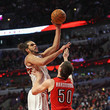 Joakim Noah Tyler Hansbrough Photos