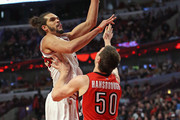 Joakim Noah Tyler Hansbrough Photos Photo