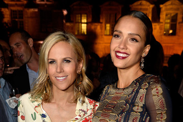 Tory Burch Celebs Attend the Tory Burch Paris Flagship Opening After Party