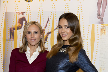 Tory Burch Tory Burch In Color: A Conversation With Tory Burch And Jessica Alba Presented By American Express By Invitation Only