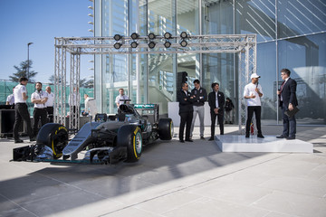 Toto Wolff PETRONAS Global Research And Technology Centre Preview