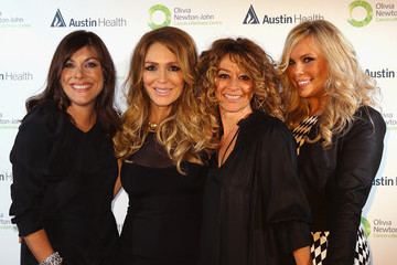 Tottie Goldsmith Arrivals at the ONJ Gala in Melbourne