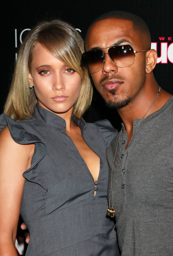 Marques Houston Photos Photos In Touch Weekly Annual