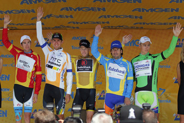 Patrick McCarty Tour of California - Stage Five
