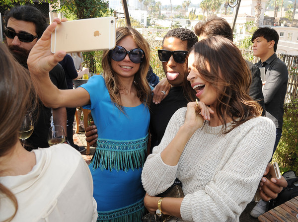 Touriya Haouds Leaked Cell Phone Pictures