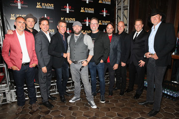 Trace Adkins Bart Millard 6th Annual KLOVE Fan Awards At The Grand Ole Opry House - Arrivals