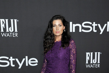 Trace Lysette 2018 InStyle Awards With Fiji