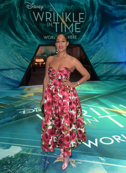 Premiere Of Disney's 'A Wrinkle In Time' - Red Carpet