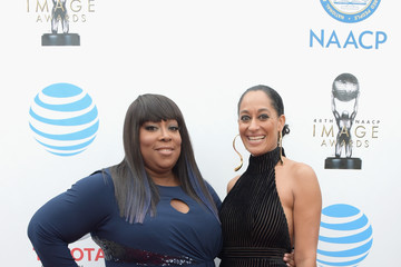 Tracee Ellis Ross 48th NAACP Image Awards -  Red Carpet
