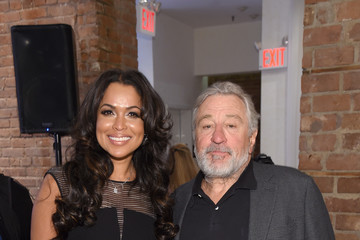Tracey Edmonds AT&T And Tribeca Host 2nd Annual Luncheon For 'AT&T Presents: Untold Stories. An Inclusive Film Program In Collaboration With Tribeca'