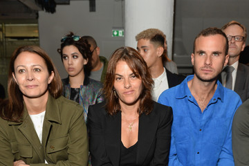 Tracey Emin Front Row & Arrivals: Day 1 - LFWM June 2017