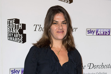 Tracey Emin Arrivals at the South Bank Sky Arts Awards