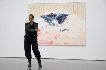 Tracey Emin Tracey Emin's New Exhibition