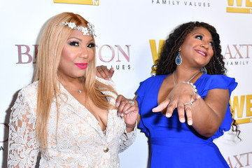 Traci Braxton 2019 Getty Entertainment - Social Ready Content