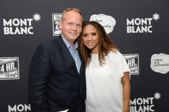 Montblanc Presents The 3rd Annual 24 Hour Plays In Los Angeles [montblanc presents the,party,l,event,premiere,photography,style,los angeles,north america,the shore hotel,santa monica,california,jan-patrick schmitz,tracie thoms]