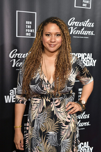 """""""aTypical Wednesday"""" Los Angeles Premiere [hairstyle,long hair,premiere,brown hair,dress,layered hair,style,eyelash,fashion design,dress,socialite,tracie thoms,hair,brown hair,celebrity,los angeles,the montalban,premiere,los angeles premiere,celebrity,socialite,carpet,long hair,02pd,supermodel,hair]"""