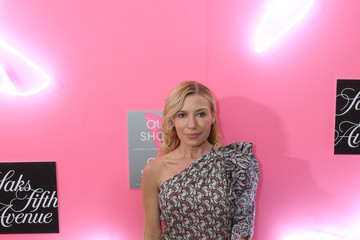 Tracy Anderson Saks Fifth Avenue Hosts Launch For 'Our Shoes, Our Selves' By Bridget Moynahan