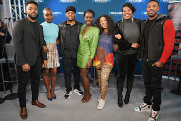 Tracy G SiriusXM's Town Hall With the Cast of 'Black Panther'