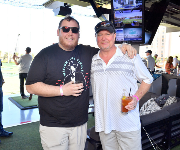 ACM Lifting Lives TOPGOLF Tee-Off