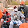 Tracy Morgan Food Bank For New York City, Tracy Morgan, And Council Member Robert E. Cornegy Jr. Distribute Turkeys To Brooklyn Families In Celebration Of Thanksgiving