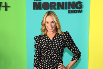 "Tracy Pollan Apple TV+'s ""The Morning Show"" World Premiere"