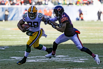 Tracy Porter Green Bay Packers v Chicago Bears