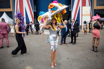 Tracy Rose Royal Ascot 2017 - Day 3 - Ladies Day