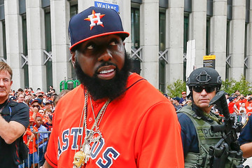 Trae The Truth Houston Astros Victory Parade