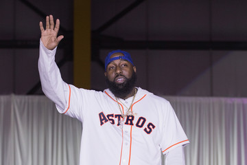 Trae The Truth Dressed to Kilt Debuts in Houston, Texas - Honoring Houston's Man of the Year, Jim 'Mattress Mack' McIngvale