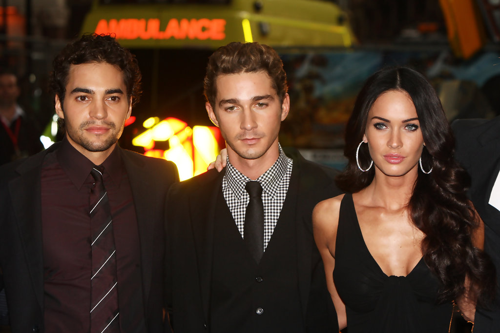 Sorry, that Megan fox nude shia leboeuf