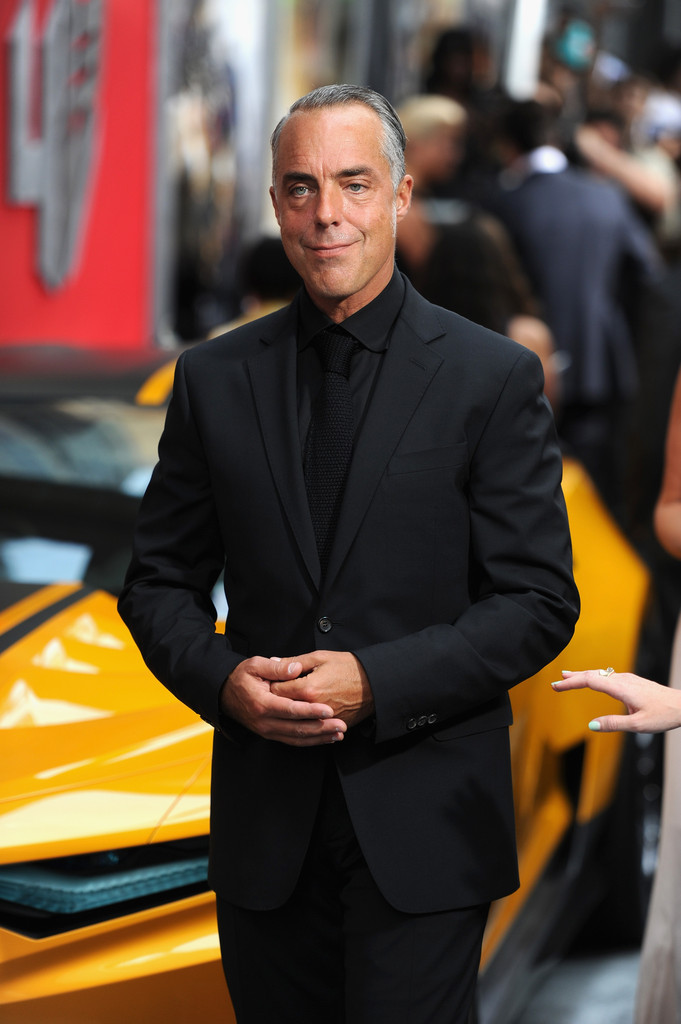 Titus welliver in 39 transformers age of extinction for Titus welliver tattoos