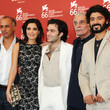 Khaled Elnabawy The Traveller: Photocall - 66th Venice Film Festival