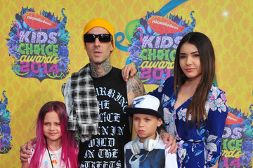 Travis Barker Nickelodeon's 27th Annual Kids' Choice Awards - Arrivals