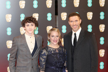 Travis Knight EE British Academy Film Awards - Red Carpet Arrivals