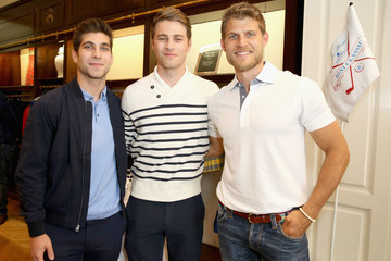 Travis Van Winkle Brooks Brothers Hosts Mini Classic To Benefit St. Jude Children's Research Hospital At Brooks Brothers Beverly Hills