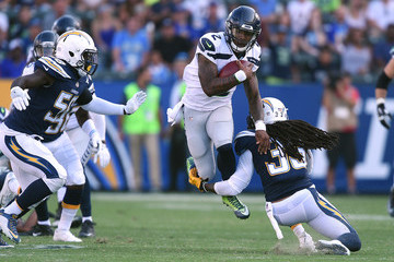 Tre Boston Seattle Seahawks v Los Angeles Chargers