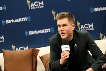 Trent Harmon SiriusXM's The Highway Channel Broadcasts Backstage Leading Up To The Academy Of Country Music Awards