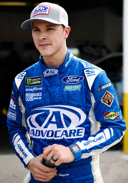 Image result for Trevor Bayne 2017