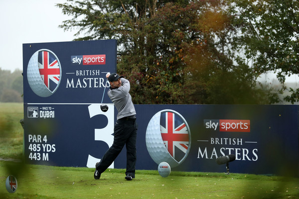Sky Sports British Masters - Day Four