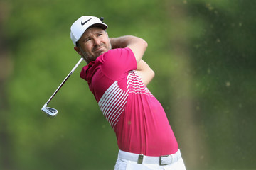 Trevor Immelman BMW PGA Championship - Day One