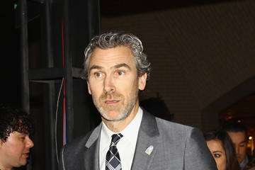 Trevor Linden 2016 Hockey Hall of Fame Induction - Red Carpet