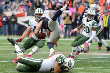 Trevor Reilly New York Jets v New England Patriots