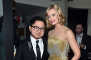 Beth Behrs and Matthew Moy Photos Photo