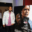 Trey Songz Los Angeles Influencer Special Screening of Sony Pictures' BLACK AND BLUE, Hosted By Terrence J And Director Deon Taylor