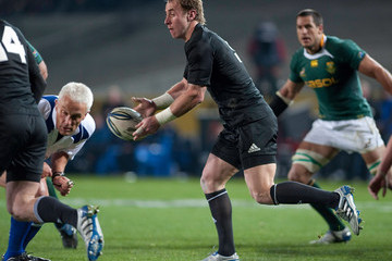 Alan Lewis Tri-Nations - New Zealand v South Africa