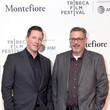 Ed Burns and Mike Vaccaro Photos