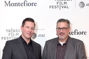 Ed Burns and Mike Vaccaro Photos Photo