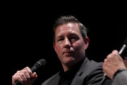"""Actor, writer and director Ed Burns takes part in Tribeca Talks: Storytellers following the Tribeca Film Festival premiere of """"Summertime"""" during the 2018 Tribeca Film Festival at BMCC Tribeca PAC on April 27, 2018 in New York City."""