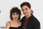Actress/ writer Ilana Glazer and actor/ writer Paul W. Downs attend Tribeca Tune In: Time Traveling Bong during 2016 Tribeca Film Festival at SVA Theater 1 on April 16, 2016 in New York City.