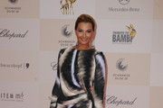 Franziska van Almsick attends Tribute to Bambi 2011 at the Station on September 23, 2011 in Berlin, Germany.